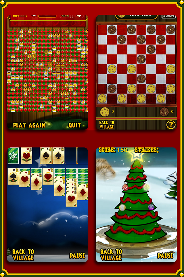 Screenshot Santa's Village