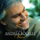Andrea Bocelli - The Best of Andrea Bocelli - Vivere (Bonus Track Version) artwork