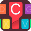 Pichak co. - CooolKey - Keyboard for Color Lovers  artwork