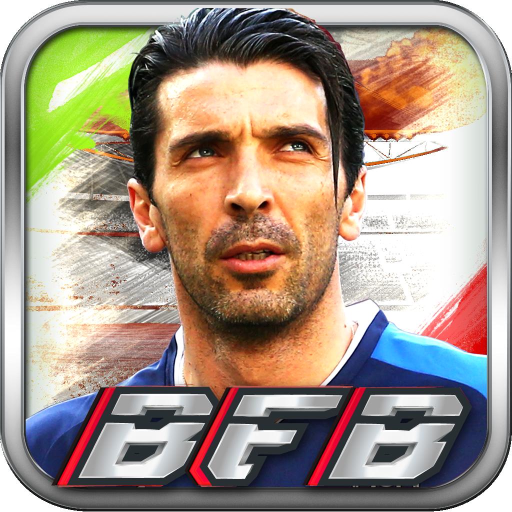 サッカー【BARCODE FOOTBALLER】無料サッカーゲーム